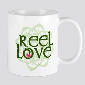 Reel Love for Irish Dance by DanceBay.com Mug