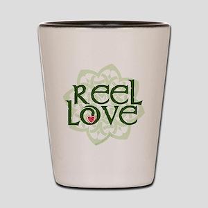 Reel Love for Irish Dance by DanceBay.com Shot Gla
