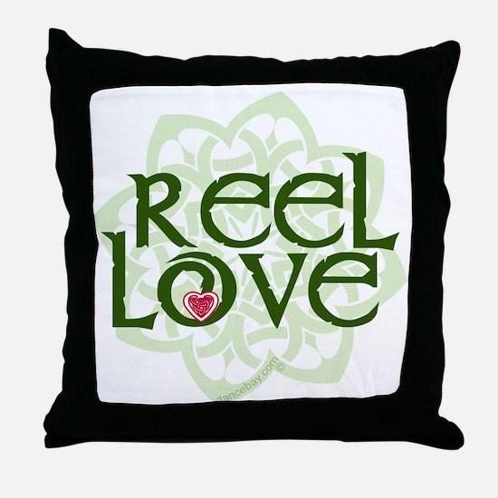 Reel Love for Irish Dance by DanceBay.com Throw Pi