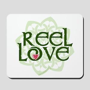 Reel Love for Irish Dance by DanceBay.com Mousepad