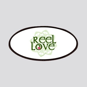 Reel Love for Irish Dance by DanceBay.com Patches