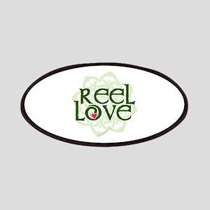 Reel Love for Irish Dance by DanceBay.com Patches