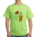 Iglesia Del Maestro (Ico-4c) Green T-Shirt
