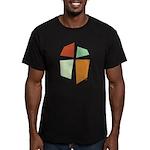 Iglesia Del Maestro (Ico-4c) Men's Fitted T-Shirt