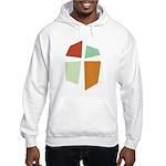 Iglesia Del Maestro (Ico-4c) Hooded Sweatshirt