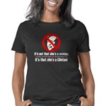 Hillary not that shes woma Women's Classic T-Shirt