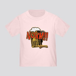 NORM! with Beer Mug Toddler T-Shirt