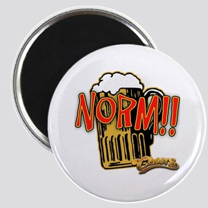 NORM! with Beer Mug Magnet