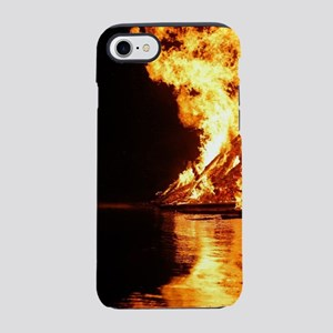 Bonfire iPhone 7 Tough Case