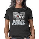 darts-shark-trans Women's Classic T-Shirt