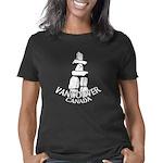 Vancouver Inukshuk Souveni Women's Classic T-Shirt