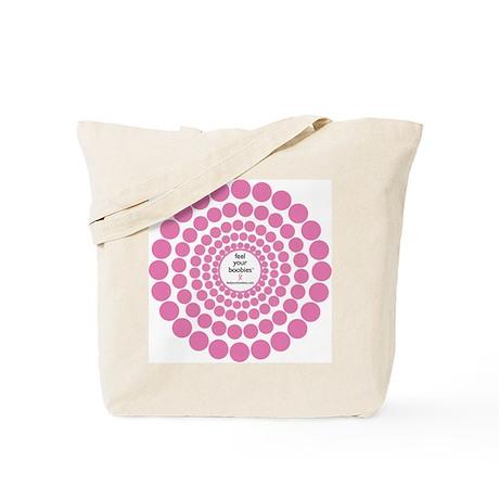 Feel Your Boobies Tote Bag