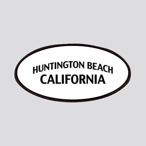 Huntington Beach California Patches