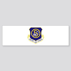 5th Air Force Sticker (Bumper)