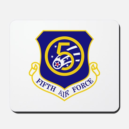5th Air Force Mousepad