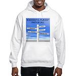 Ports of Call Hooded Sweatshirt