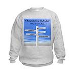 Ports of Call Kids Sweatshirt