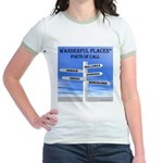Ports of Call Jr. Ringer T-Shirt