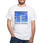 Ports of Call White T-Shirt
