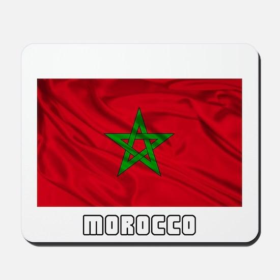 Flag of Morocco Mousepad
