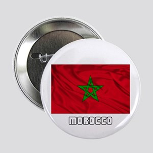 "Flag of Morocco 2.25"" Button (10 pack)"