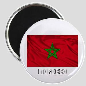 "Flag of Morocco 2.25"" Magnet (10 pack)"