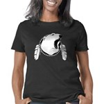 Tribal Bear Art  Women's Classic T-Shirt