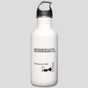 Checkmate I Win Stainless Water Bottle 1.0L