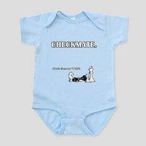 Checkmate I Win Infant Bodysuit