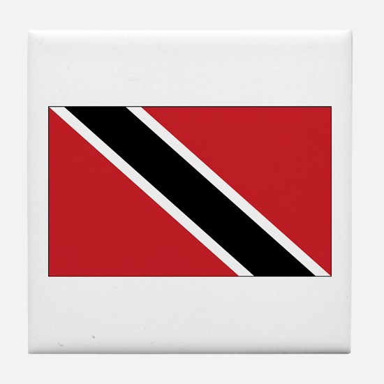TNT Flag Tile Coaster