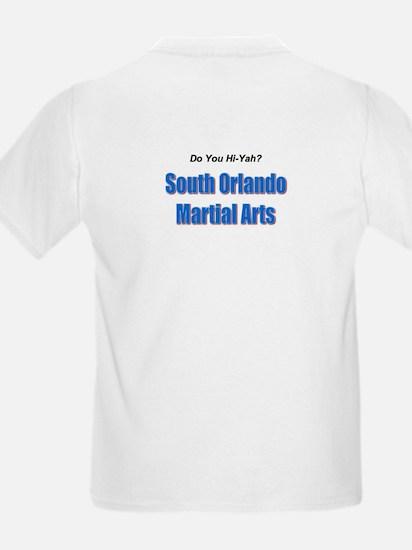 Cute South bay martial arts T-Shirt
