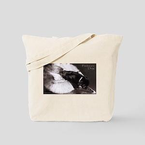 Pavlova's Dog Tote Bag