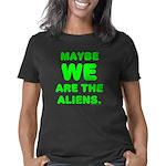 aliens.10x10.b Women's Classic T-Shirt