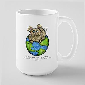 Agoraphobia Shirt Large Mug