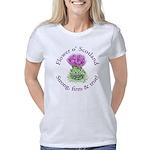 Scottish Thistle Women's Classic T-Shirt