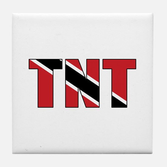 TNT Tile Coaster
