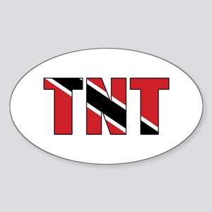 TNT Sticker (Oval)