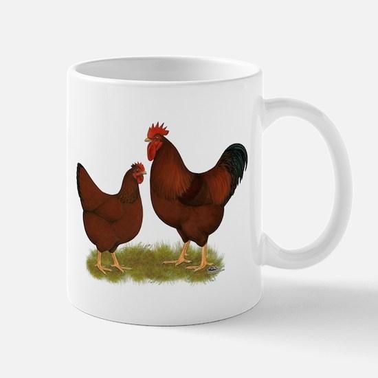 New Hampshire Chickens Mug