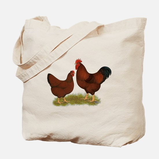 New Hampshire Chickens Tote Bag