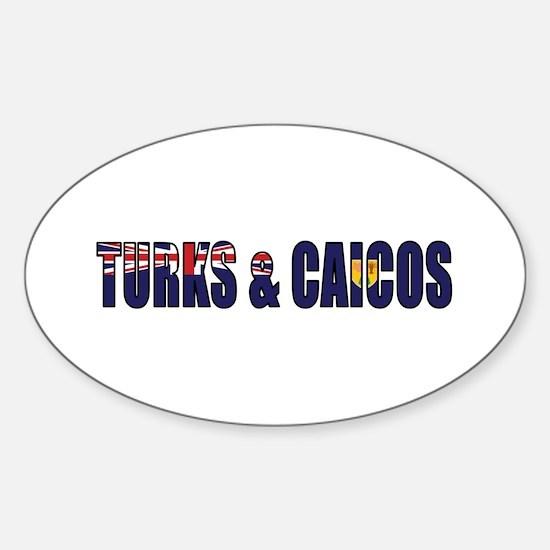 TCI Sticker (Oval)