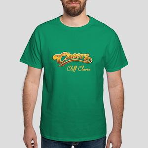 Cheers Cliff Clavin Dark T-Shirt
