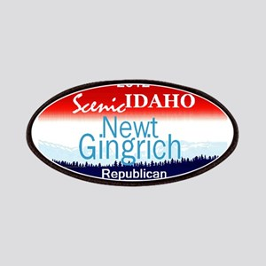 Gingrich IDAHO Patches