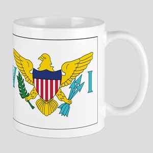 USVI Flag Mug