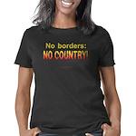 No borders no country Women's Classic T-Shirt