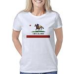 Cal-Bred Brand - I AM A CA Women's Classic T-Shirt