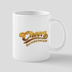 Cheers Logo Mug