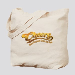 Cheers Logo Tote Bag