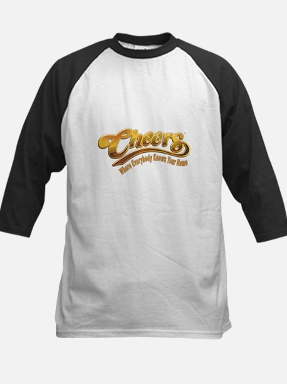 Cheers Logo Kids Baseball Jersey