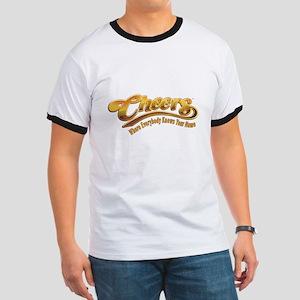 Cheers Logo Ringer T