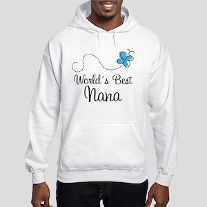 Nana (World's Best) Hooded Sweatshirt
